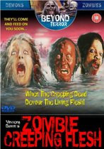 Zombie Creeping Flesh (dvd)