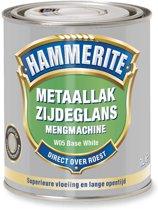 Hammerite Metaallak Zijdeglans Basis - 1 l