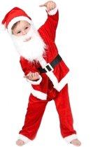 7c564370e79 Image of 5-delig kerstman peuter kostuum - Kerst kleding (8719538023680)