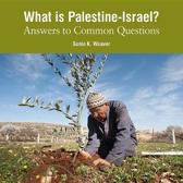 What Is Palestine-Israel?