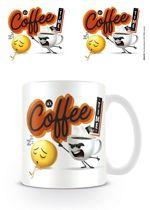 The Emoji Movie (It's Coffee Time)