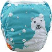 Zwemluier - ijsbeer