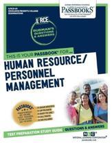 Personnel Management (Human Resources)