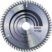 Bosch Cirkelzaagblad Optiline Wood 190X30X2,6 - 60 tanden