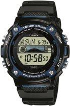Casio W-S210H-1AVEF - Horloge - 44 mm - Kunststof - Zwart