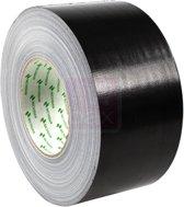 Gaffertape 50MM X 50M zwart