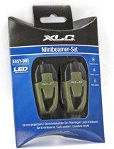 XLC Safety Fiets Verlichtingsset - Led  - Groen