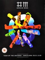 Depeche Mode - Tour Of The Universe, Barcelona (Limited Deluxe Edition) (2Dvd+2Cd)