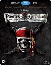 Pirates Of The Caribbean 4: On Stranger Tides (Blu-ray+Dvd Steelbook Combopack)