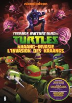 Teenage Mutant Ninja Turtles - Kraang-Invasie