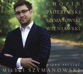 Michal Szymanowski: Piano Recital