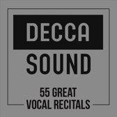 Decca Sound: 55 Great Vocal Recitals (Limited Edition)