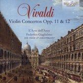 Vivaldi: Violin Concertos Opp. 11 &