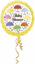 Folie/Helium Ballon Baby Shower Paraplu's - 46cm