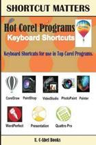 Hot Corel Programs Keyboard Shortcuts.