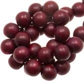 Houten Kralen Intense Look (6 mm) Cherry (280 stuks)