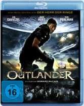 Outlander (blu-ray) (import)