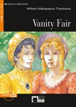Reading & Training B2.2: Vanity Fair boek + audio-cd