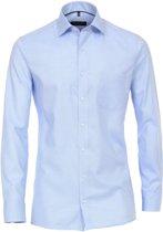 Casa Moda Overhemd Lichtblauw Oxford Kent Modern Fit - 38