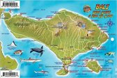 Franko Maps Fish Card Bali Dive Guide & Fish ID Card / Indonesian Coral Reef Creatures