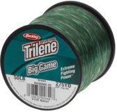 Berkley trilene big game green 0.38mm - 600 M nylon | vislijn