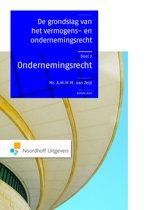 De grondslag van het vermogens- en ondernemingsrecht / 2 Ondernemingsrecht