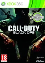 Call Of Duty: Black Ops - Classics Edition - Xbox 360 (Xbox One Compatible)