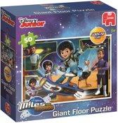 Disney Miles van Morgen - Extra Grote Vloerpuzzel - 50 Stukjes