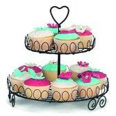 Cupcake standaard 41 cm