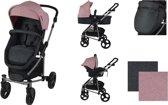 XAdventure -  Inspire - Kinderwagen - Jeans - Pink