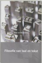 Filosofie van taal en tekst
