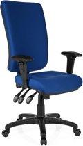 hjh office Zenit High - Bureaustoel - Blauw