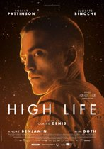 DVD cover van High Life
