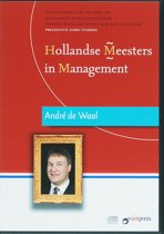 Hollandse Meesters in Management / Andre de Waal (luisterboek)