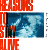 Burrows,Andy & Haig,Matt - Reasons To Stay Alive (Col.Ed.)