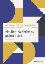 Boom Juridische studieboeken - Inleiding Nederlands sociaal recht