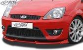 RDX Racedesign Voorspoiler Vario-X Ford Fiesta ST MK6 2002-2008 (PU)