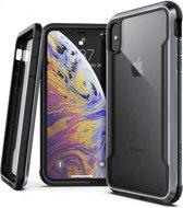 X-Doria Defense Shield Hoesje Apple iPhone XS Max Zwart