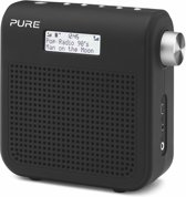 Pure One Mini II - Digitale FM-radio - Zwart