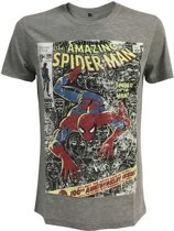 Marvel - The Amazing Spiderman men T-shirt - S