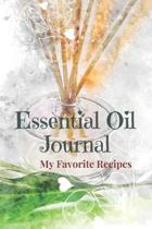Essential Oil Recipe Journal - Special Blends & Favorite Recipes - 6'' x 9'' 100 pages Blank Notebook Organizer Book 11