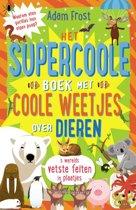 Boek cover Het supercoole boek met coole weetjes over dieren van Frost, Adam (Paperback)