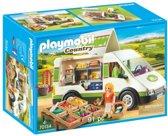 PLAYMOBIL Marktkraamwagen - 70134