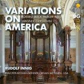 Organ Works: Variations On America