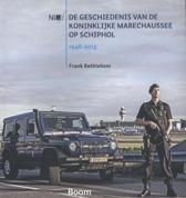De geschiedenis van de Koninklijke Marechaussee op Schiphol, 1946-2013