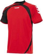 Hummel Odense - Voetbalshirt - Mannen - Maat L - Rood