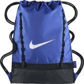 Nike BRASILIA 7 sporttas - Blauw;Zwart