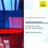 The Koroliov Series Vol.14: Beethoven Op. 101, 106
