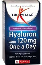 Lucovitaal - Hyaluronzuur 120 mg - 30 capsules - Voedingssupplementen