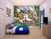 Jungle Fotobehang XXL - Walltastic - Behang - 305 x 244 cm